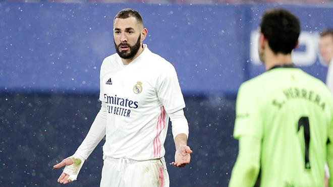 Real Madrid, Osasuna 0-0 Real Madrid, Kết quả La Liga, Bảng xếp hạng La Liga, kqbd, kết quả Osasuna vs Real Madrid, Real Madrid đấu với Osasuna, bóng đá Tây Ban Nha