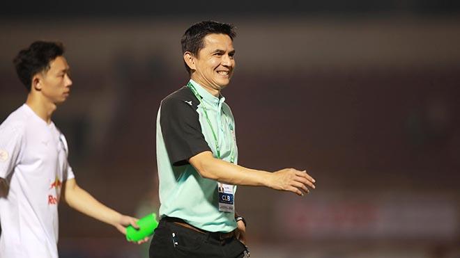 bóng đá Việt Nam, tin tức bóng đá, bong da, tin bong da, Kiatisuk, HAGL, bầu Đức, lịch thi đấu vòng 2 V-League, HAGL vs SLNA, BXH V-League 2021
