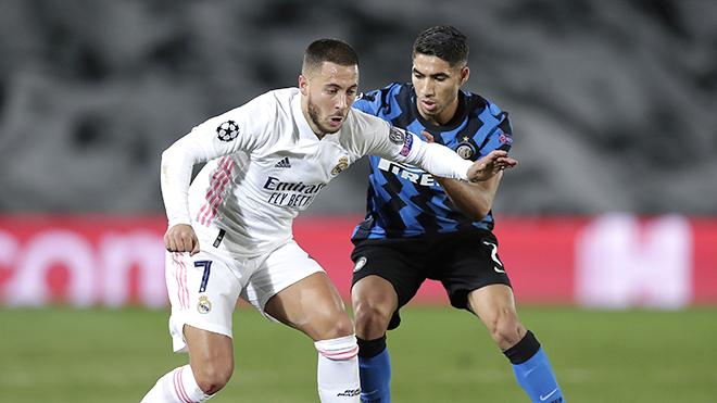 Trực tiếp Inter vs Real Madrid: Sau lưng Conte là vực thẳm