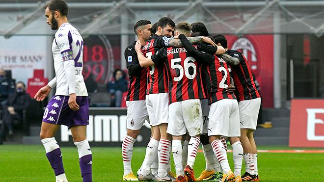 AC Milan Fiorentina, Ibrahimovic, Không Ibrahimovic, Milan vẫn quá hay, BXH Serie A, Kết quả Milan vs Fiorentina, Bảng xếp hạng Serie A, Kết quả Serie A, Bóng đá Italia