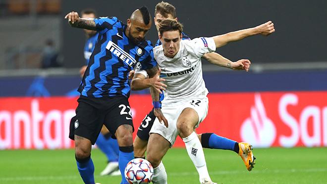 Trực tiếp Monchengladbach vs Inter, Truc tiep bong da, Xem K+, Cúp C1 châu Âu, trực tiếp bóng đá, trực tiếp vòng bảng Champions League, link xem trực tiếp Inter