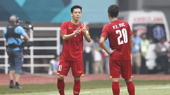 bóng đá Việt Nam, tin tức bóng đá, bong da, tin bong da, Văn Quyết, Công Phượng, Park Hang Seo, DTVN, tuyển Việt Nam, HAGL, Hà Nội FC, V League
