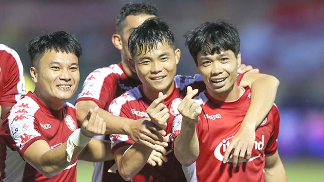 bóng đá Việt Nam, tin tức bóng đá, bong da, tin bong da, Công Phượng, Nguyễn Công Phượng, TPHCM, lịch thi đấu vòng 13 V League, BXH V League, kết quả bóng đá