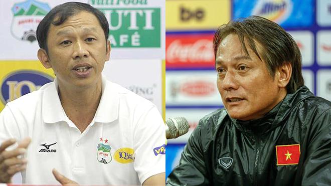 bóng đá Việt Nam, tin tức bóng đá, bong da, tin bong da, bầu Đức, HAGL, HAGL thay HLV, HAGL vs TPHCM, lịch thi đấu vòng 13 V League, BXH V League, trực tiếp bóng đá
