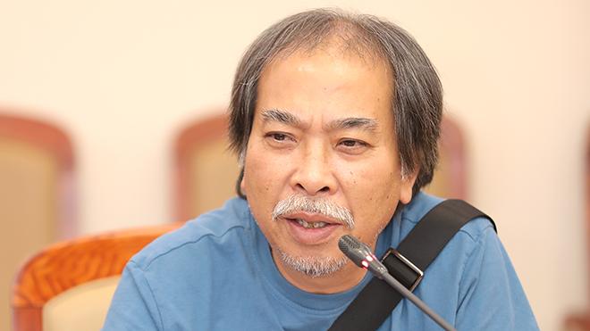 Nhà văn Nguyễn Quang Thiều: Viết cho thiếu nhi để được quay về tuổi thơ và bớt đi những 'phàm phu' của cuộc đời