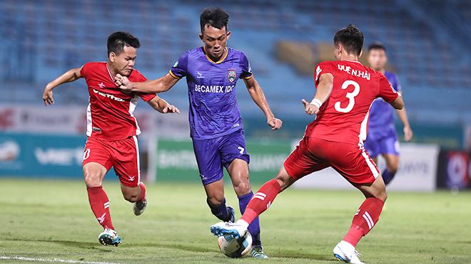 bóng đá Việt Nam, tin tức bóng đá, bong da, tin bong da, V League, lịch thi đấu vòng 13 V League, BXH V League, kết quả bóng đá, lịch thi đấu bóng đá hôm nay
