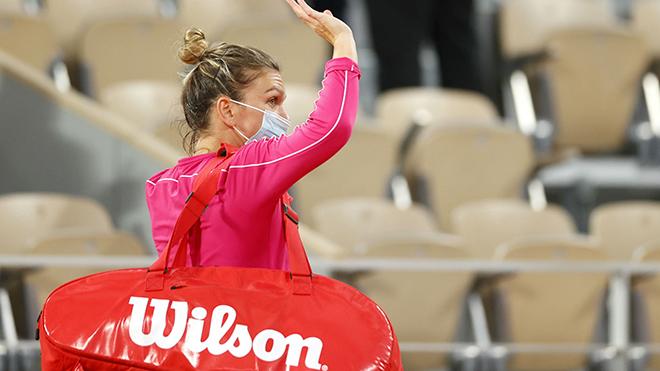 Tennis: Simona Halep bất ngờ bị loại ở Roland Garros 2020