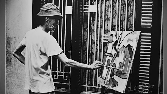 Nhiếp ảnh gia Trần Chính Nghĩa: Người kể cuộc đời Bùi Xuân Phái qua ống kính
