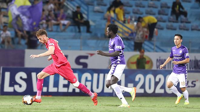 bóng đá Việt Nam, tin tức bóng đá, bong da, tin bong da, lịch thi đấu vòng 12 V League, Sài Gòn FC, BXH V League, kết quả bóng đá hôm nay