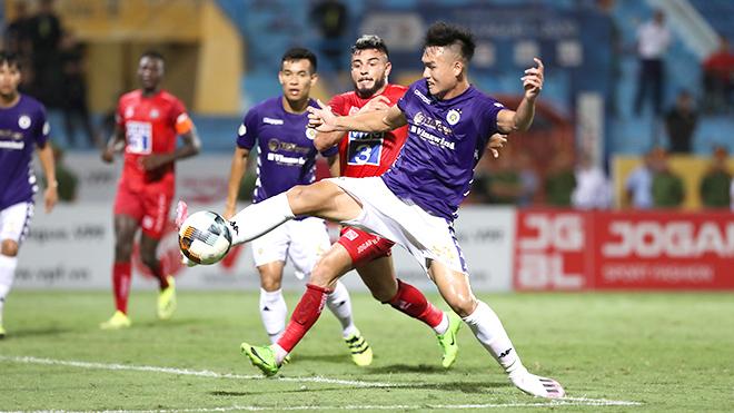 bóng đá Việt Nam, tin tức bóng đá, bong da, tin bong da, V League, vòng 12 V League, BXH V League, Quảng Nam vs Hà Nội, SLNA vs HAGL, TPHCM vs Nam Định, BĐTV, VFF, VPF