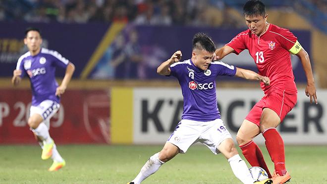bóng đá Việt Nam, tin tức bóng đá, bong da, tin bong da, AFC, AFC Champions League, V League, lịch thi đấu vòng 12 V League, Quảng Nam vs Hà Nội, VFF, VPF
