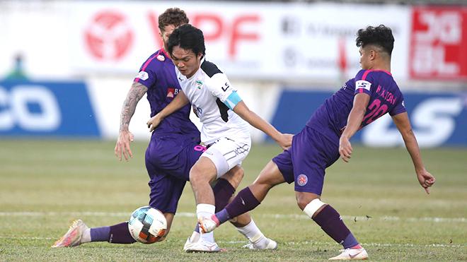 bóng đá Việt Nam, tin tức bóng đá, bong da, tin bong da, HAGL, V League, TPHCM vs HAGL, lịch thi đấu V League, BXH V League, kết quả bóng đá hôm nay