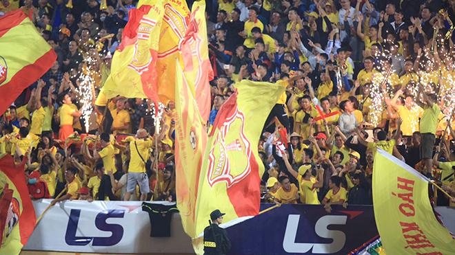 bóng đá Việt Nam, tin tức bóng đá, bong da, tin bong da, Nam Định, Quảng Nam, SLNA vs Nam Định, Hải Phòng vs Quảng Nam, lịch thi đấu V League, BXH V League