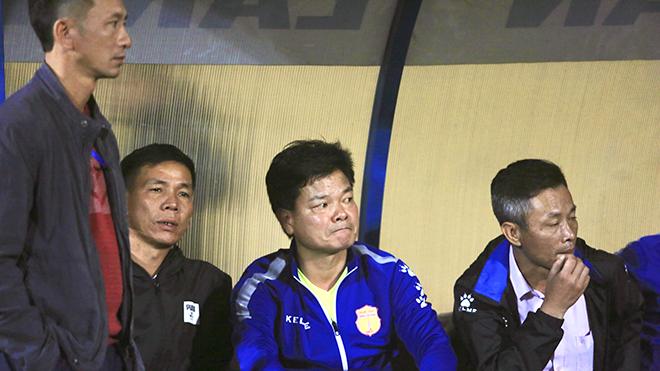 bóng đá Việt Nam, tin tức bóng đá, bong da, tin bong da, Nam Định, Hà Nội, BXH V League, lịch thi đấu V League, SLNA vs Nam Định, trực tiếp bóng đá