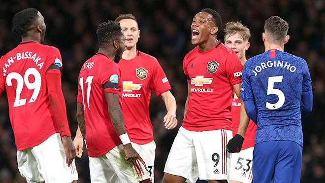 MU, Bảng xếp hạng bóng đá Anh, MU, Chelsea, Leicester đua top 4, BXH bóng đá Anh, kết quả bóng đá Anh, kết quả MU, video clip bàn thắng crystal Palace 0-2 MU, Man United