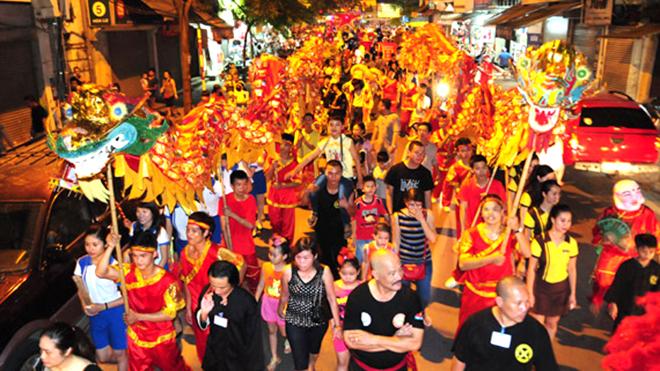 Hà Nội sẽ có lễ rước đèn lớn vào Tết Trung thu 2020