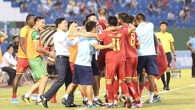 bóng đá Việt Nam, tin tức bóng đá, V League, BXH V League, Thanh Hóa, HLV Nguyễn Thành Công, lịch thi đấu vòng 11 V League, Thanh Hóa vs HAGL