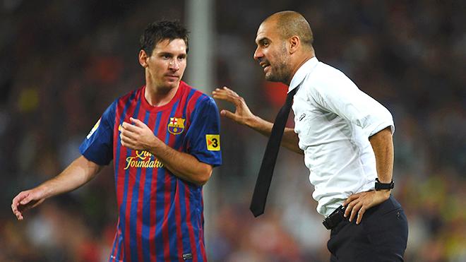 Chuyển nhượng Man City, Chuyển nhượng Barcelona, Messi, Man City, Guardiola, Man City chiêu mộ Messi, Guardiola kí hợp đồng mới, chuyển nhượng bóng đá Anh