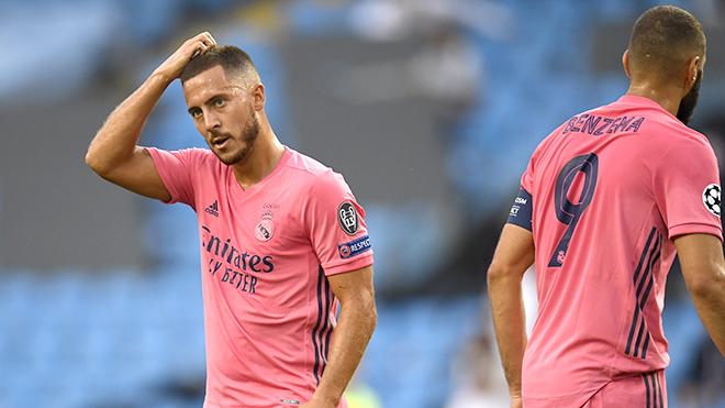 Real Madrid: Hazard phải tin vào chính mình