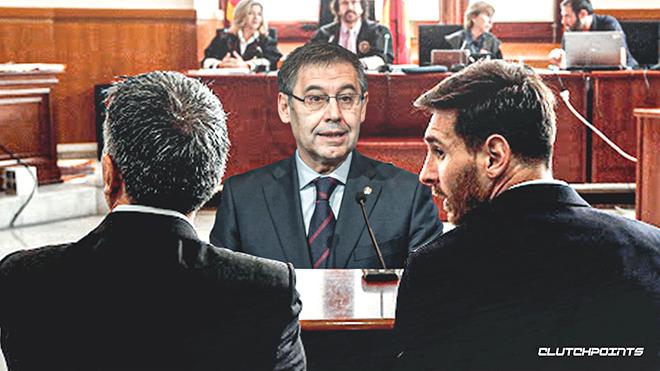 Barcelona vs Messi: Cuộc chiến này sẽ không có kẻ chiến thắng