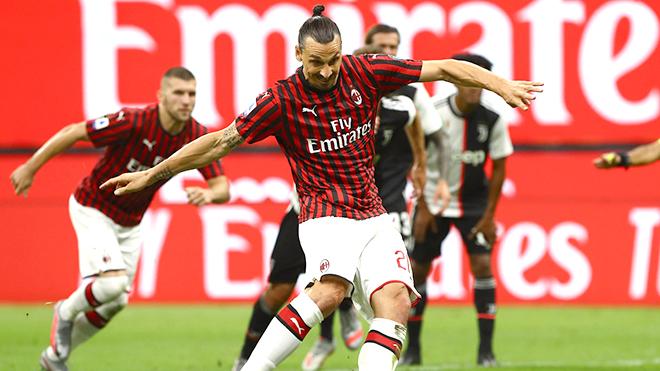 Ket qua bong da, Milan vs Juventus, Kết quả bóng đá Ý, Ibrahimovic, AC Milan, bóng đá Ý, kết quả Serie A, bảng xếp hạng bóng đá Ý, bảng xếp hạng Serie A, Juventus, Ibra