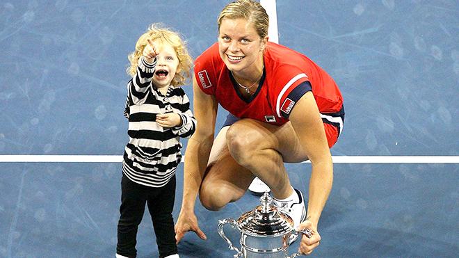 Quần vợt, Tin tức quần vợt, Kim Clijsters quyết tâm tái xuất, Kim Clijsters, tennis, tin tức tennis, tin quần vợt, Kim Clijisters trở lại, WTA, World Team Tennis