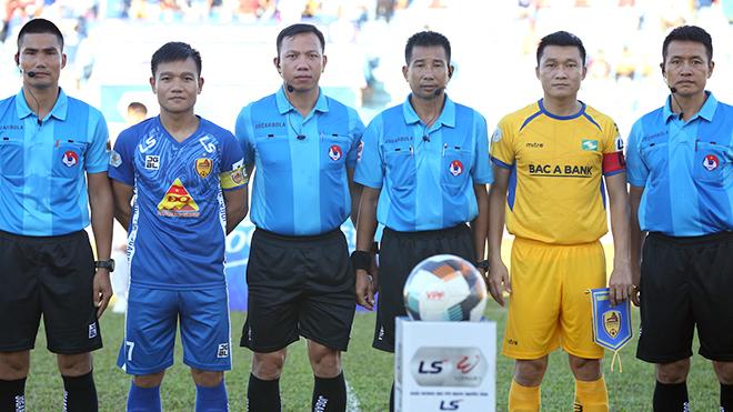 bóng đá Việt Nam, tin tức bóng đá Việt Nam, kết quả bóng đá Việt Nam hôm nay, V League, BXH V League, trực tiếp bóng đá V League 2020, Ban trọng tài VFF, VFF, VPF