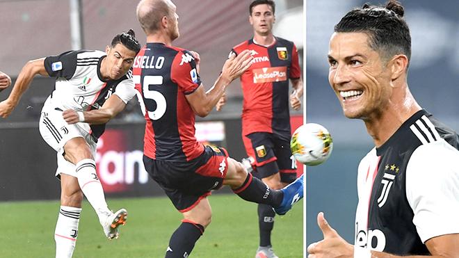 Bong da, bóng đá hôm nay, Ronaldo, bóng đá Ý, CR7, Ronaldo liên tục ghi bàn, Juventus, Juve, Ronaldo lại ghi bàn, tin tức bóng đá Ý, tin tức về Ronaldo, bóng đá Ý