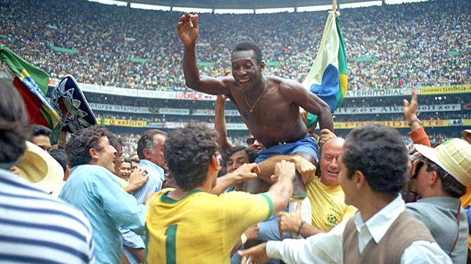 bóng đá, tin bóng đá, bong da hom nay, tin tuc bong da, tin tuc bong da hom nay, Brazil, World Cup 1970, Pele, Zagallo