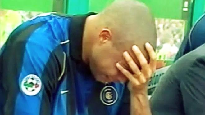 Ronaldo và những giọt nước mắt