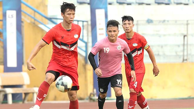 V League, V League trở lại, lịch thi đấu V League, Hà Nội, Than QN, HAGL, SLNA, Nam Định