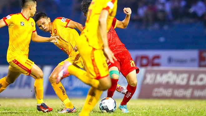 bóng đá Việt Nam, tin tức bóng đá, bong da, tin bong da, V League, giải hạng nhất quốc gia, VFF, VPF, trọng tài, Ban kỷ luật, lịch thi đấu vòng 5 V League