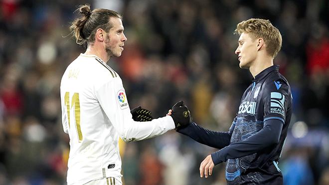 Truc tiep bong da, trực tiếp bóng đá, Real Madrid vs Sociedad, lịch thi đấu cúp Nhà vua, lich thi dau bong da hom nay, Gareth Bale, sân chơi hạng hai, Real Madrid, Zidane