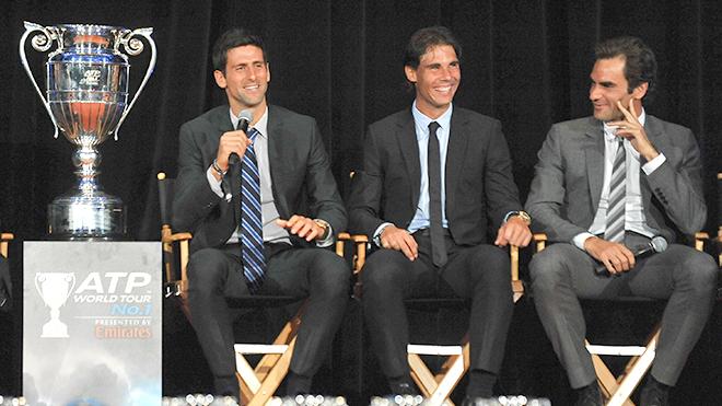 Tennis, tennis hôm nay, Australian Open, Big Four, Big Three, Rafael Nadal, Novak Djokovic, Roger Federer, lịch thi đấu Australian Open, lịch thi đấu Úc mở rộng, quần vợt