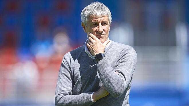 Bong da, bong da hom nay, Barcelona sa thải Valverde, Barcelona có HLV mới, Quique Setien, Barca sa thải HLV, Valverde, Xavi, lich thi dau bong da hom nay, chuyển nhượng