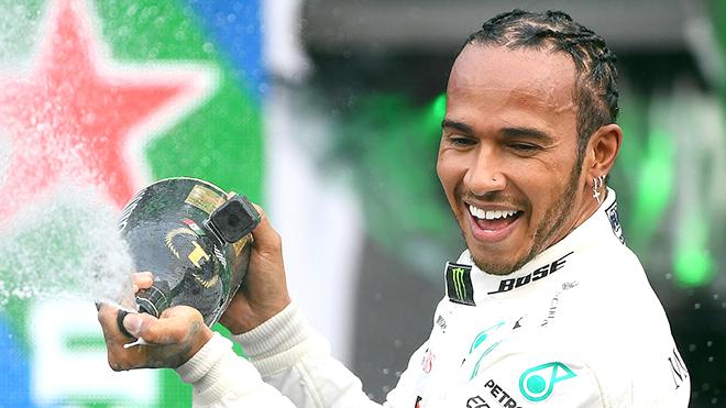 """Lewis Hamilton đang """"định nghĩa lại"""" F1"""