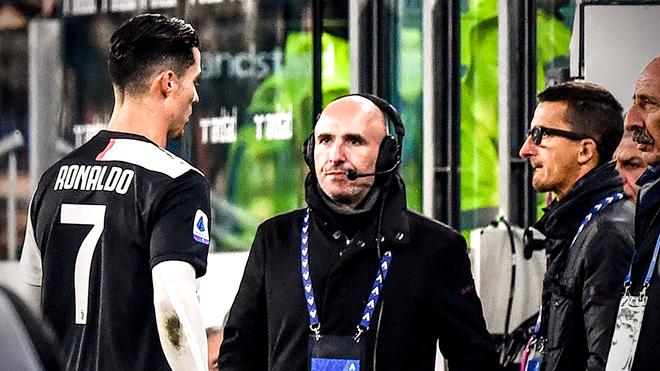 truc tiep bong da hôm nay, trực tiếp bóng đá, truc tiep bong da, lich thi dau bong da hôm nay, bong da hom nay, Ronaldo, Ronaldo chửi Sarri, Sarri, Juventus, Juve