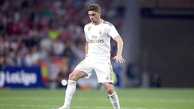 Real, bong da, Real Madrid, tin tức bóng đá, chuyển nhượng Real Madrid, bóng đá Tây Ban Nha, ket qua bong da, tin tuc bong da hom nay, Pep Guardiola, Federico Valverde