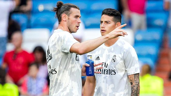 Bong da, Bong da hom nay, Covid-19, Real Madrid giảm lương các ngôi sao, Bale, James Rodriguez, tin bong da, tin tuc bong da, Real Madrid, covid19, virus corona, La Liga