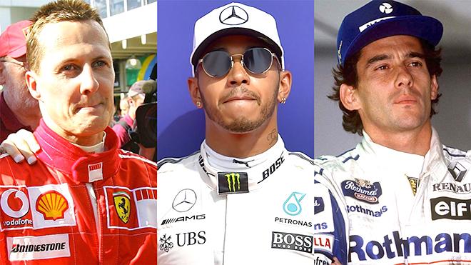 Ai là tay đua F1 xuất sắc nhất?