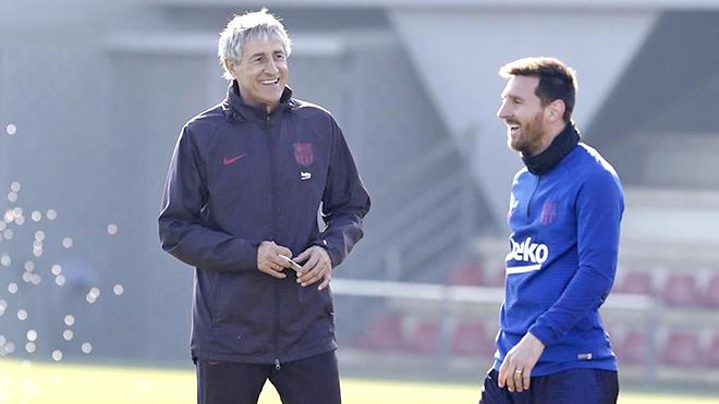 bóng đá, tin bóng đá, bong da hom nay, tin tuc bong da, tin tuc bong da hom nay, Barcelona, Barca, Messi, Setien, Liga