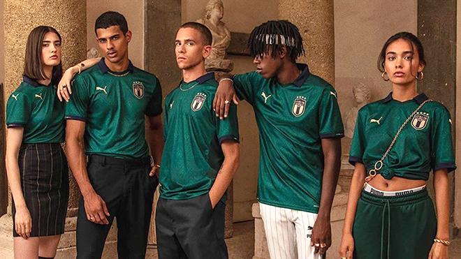 Đội tuyển Italy: Khi Thiên Thanh trở thành 'xanh lá'