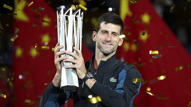 tennis, quần vợt, Djokovic, Nole, Thượng Hải Rolex Masters