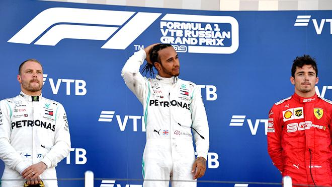 F1: Bao giờ thì Hamilton vô địch lần thứ 6?