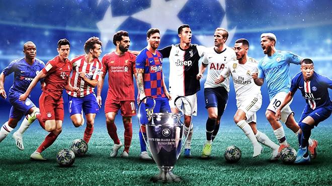 lịch thi đấu C1, lich thi dau C1, lịch thi đấu bóng đá C1 2019-20, lich bong da C1, trực tiếp bóng đá, truc tiep C1, Champions League, K+, K+PM, xem bong da truc tuyen