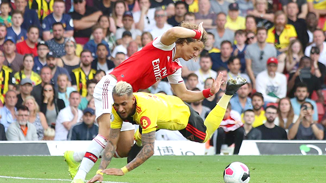 Bong da, bóng đá, lịch thi đấu bóng đá hôm nay, tin tuc bong da, tin tức bóng đá hôm nay, Arsenal, Watford vs Arsenal, Ngoại hạng Anh,công làm thủ phá, sai lầm hàng thủ