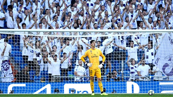 bong da, lich thi dau bong da hôm nay, truc tiep bong da hôm nay, trực tiếp bóng đá, Real Madrid, Real, Courtois, lịch thi đấu bóng đá, Zidane
