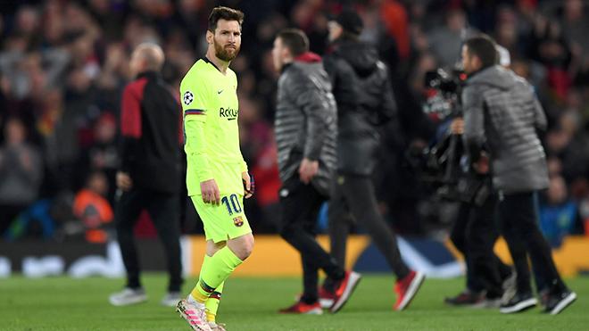 Bóng vàng xa xôi lắm, Leo Messi!