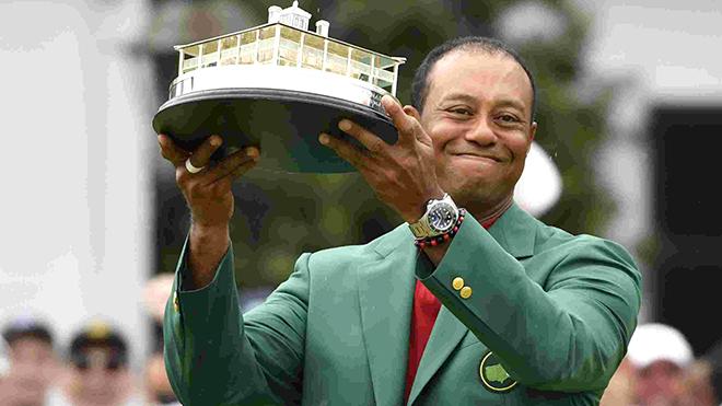 Tiger Woods vô địch The Masters 2019: Sự trở lại vĩ đại của 'Mãnh hổ'