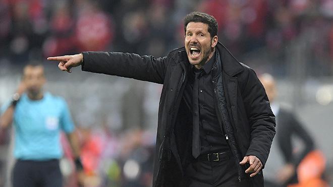 Atletico vỡ mộng chung kết sân nhà: Cơn ác mộng của 'Cholismo'